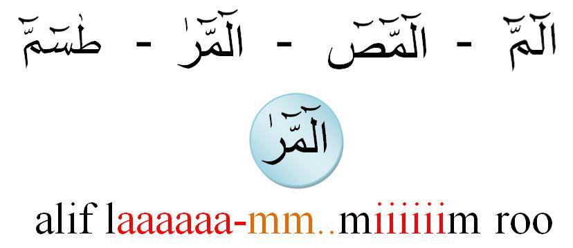 alif lam mim