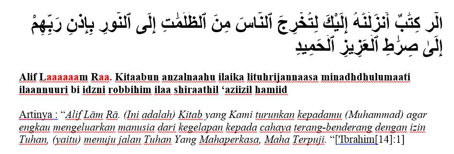 ibrahim ayat 1