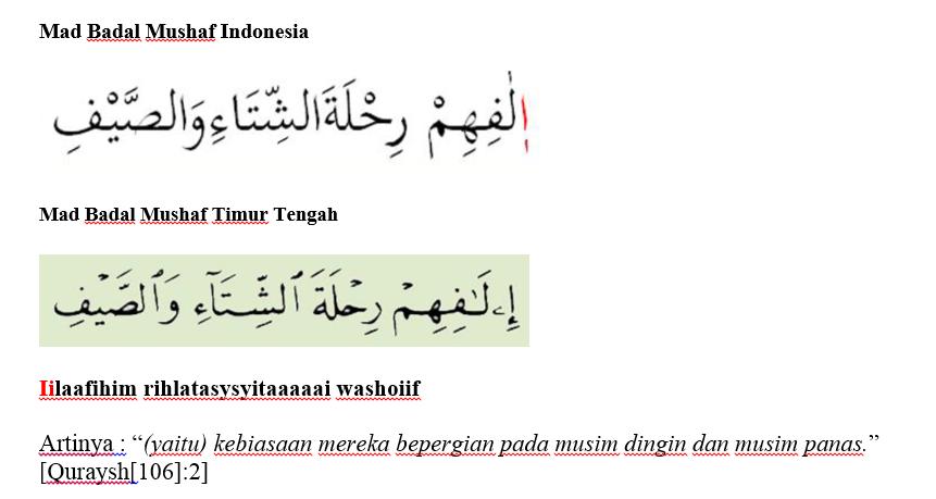 surat al quraysh ayat 2